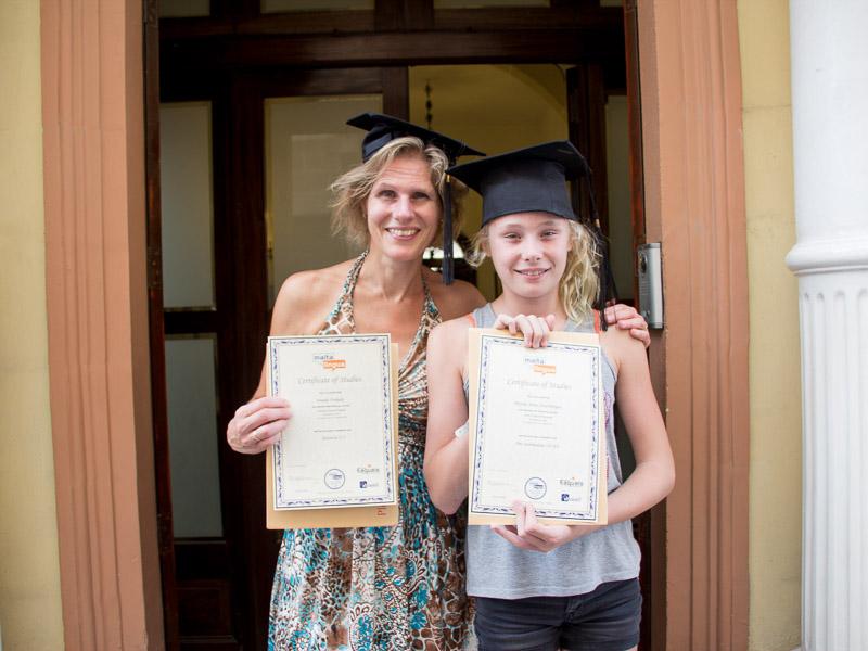 Familiensprachreisen in Englischer Sprachschule auf Malta