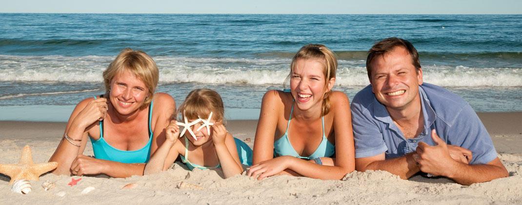 Familien Sprachreisen 8-12 und 12-17