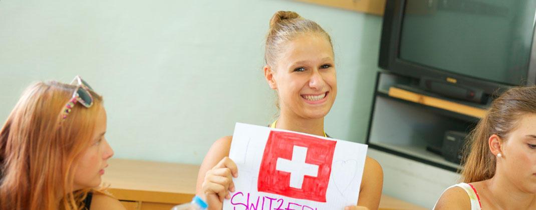 Schweizer Sprachschüler