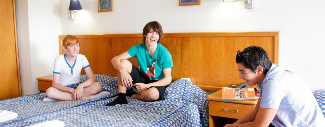 Schüler Residenz Zimmer