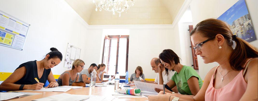 Sprachschule Malta