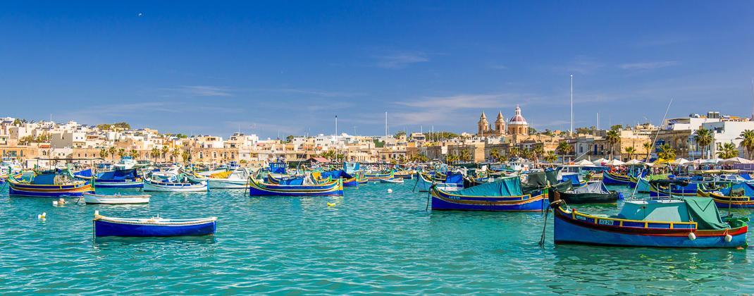 Maltesische Boote