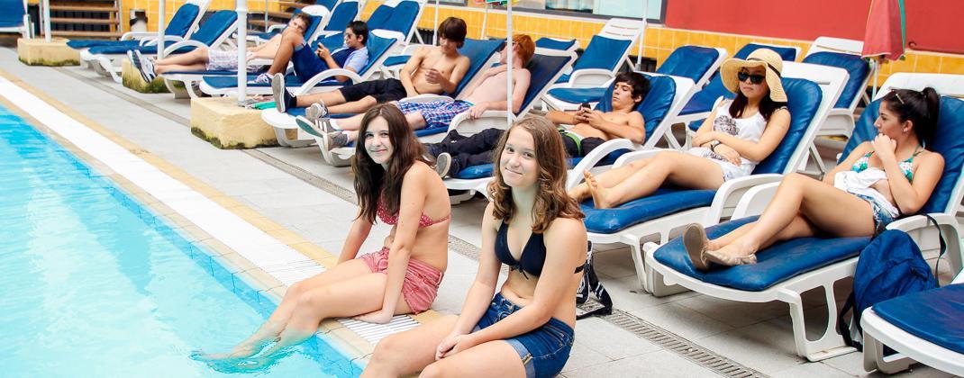 Residenz Swimmingpool