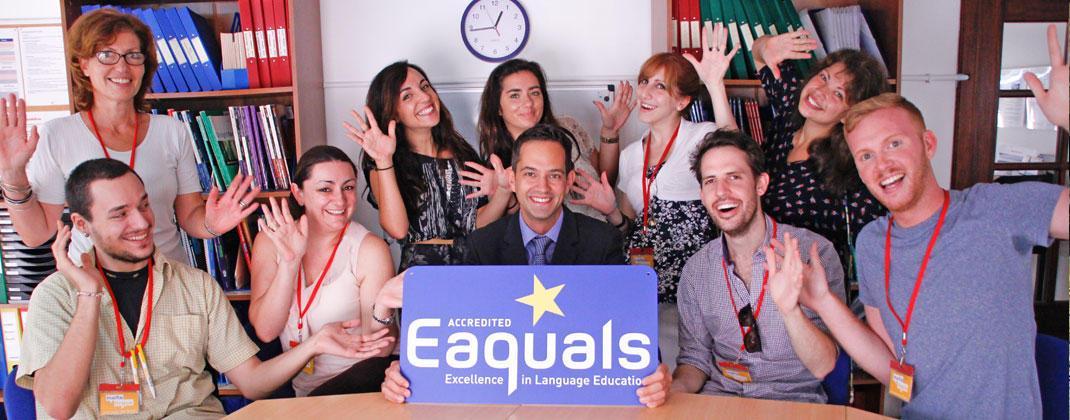 Team der Sprachschule