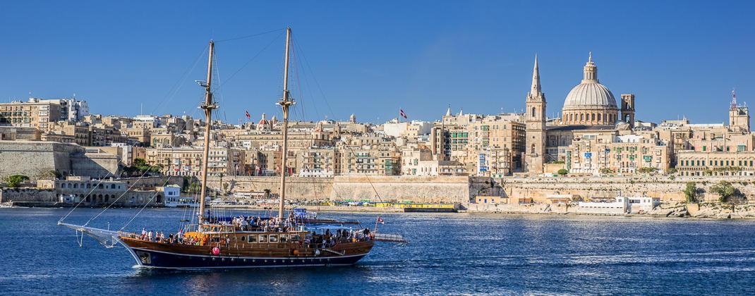 Entdecke Valletta