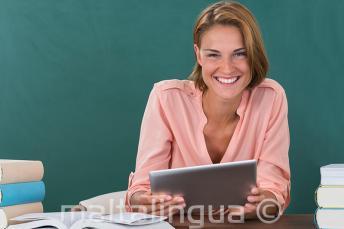 Studiere Englisch auf Skype