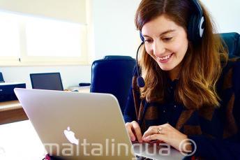 Lerne Englisch Online