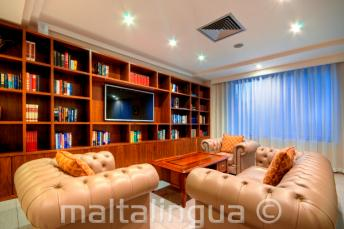 Hotel Argento, St Julians Lounge Sitzgelegenheiten