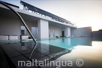 Hotel Valentina Pool auf dem Dach