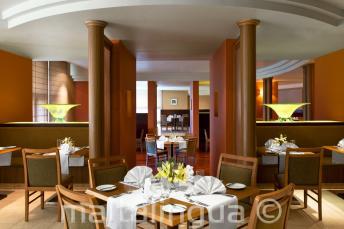 Meridien Hotel Restaurant, St Julians