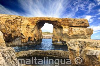 Das Azure Window in Gozo