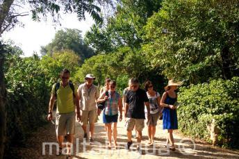 Geführte Tour auf Englisch durch das maltesische Hinterland