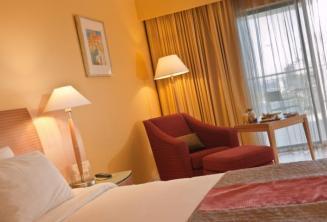 Meridien Hotel - Standardzimmer in Malta