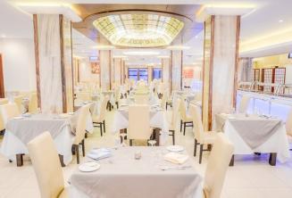 Hotel Alexandra Restaurant