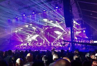 Rockkonzert Symphonie in Malta