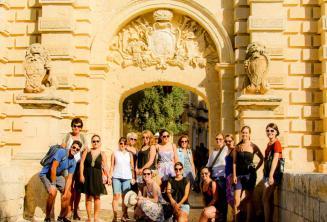 Geführte Tour auf Englisch durch Mdina