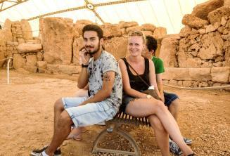 Geführte Tour durch Maltas ehemalige Tempel