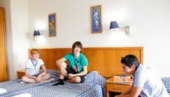 -10% Rabatt für die Schüler-Residenz im Sommer