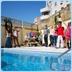 Around-pool
