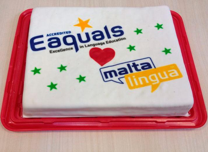 Kuchen gewinnspiel von maltalingua mitraten und for Kuchen gewinnspiel