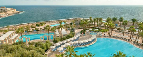 Hotel St Georges Park Malta